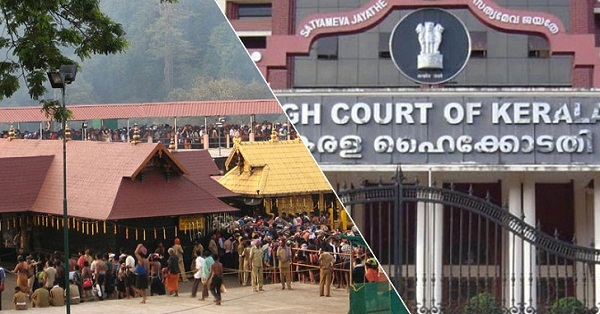 Four women move Kerala HC seeking two days exclusively for women devotees at hill shrine