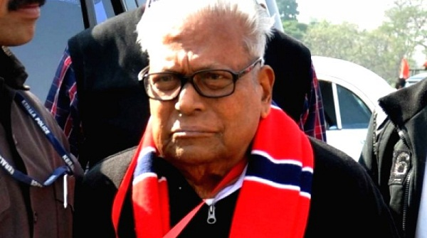 Two men arrested for disgracing V S Achuthanandan and Chintha Jerome