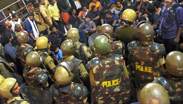 Prohibitory orders in Sabarimala extended to four more days