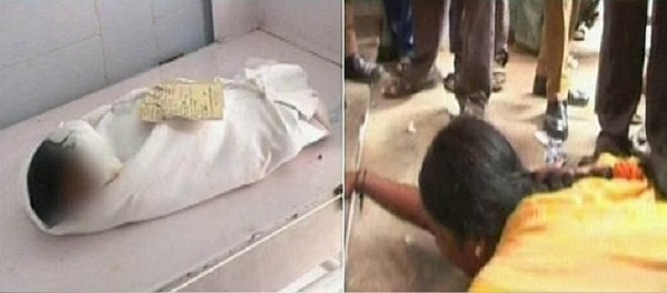 Chennai woman kills month-old baby girl, arrested