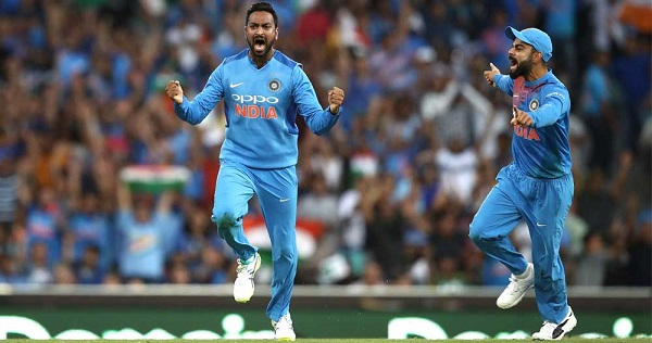 India beat Australia by six wickets to level T20 series