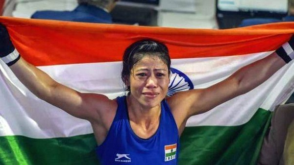 Mary Kom 1st Woman Boxer To Win Six World Championship Gold Medals