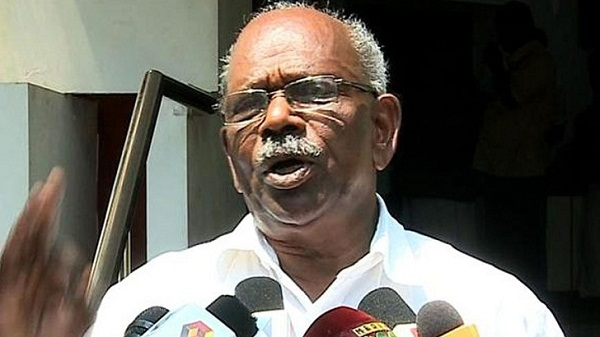 A K Antony supports Rahul Gandhi in Delhi and Rahul Easwer in Kerala: M M Mani