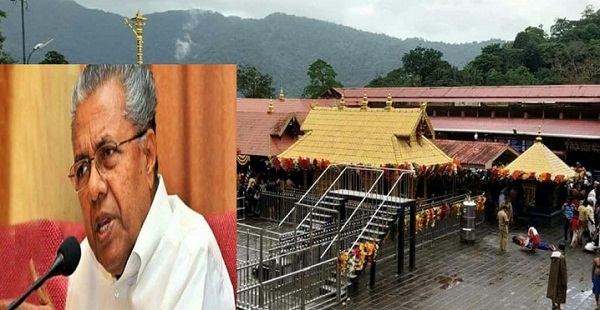Will look into other legal angles, though there is no stay: CM on Sabarimala order