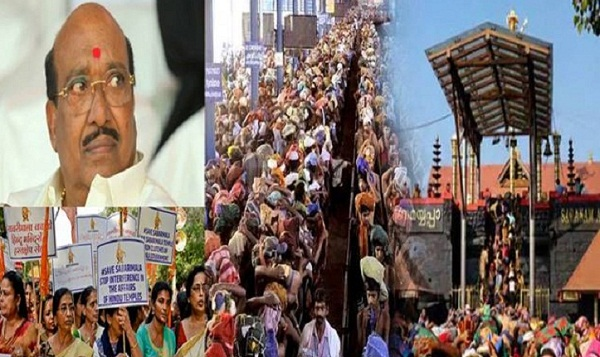 Young women won't enter Sabarimala, govt's decision not to file review plea is right: Vellappally