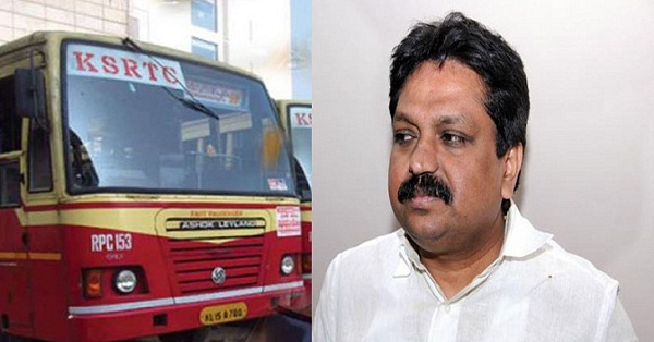 Tomin J Thachankary removed as KSRTC MD, M P Dinesh new MD
