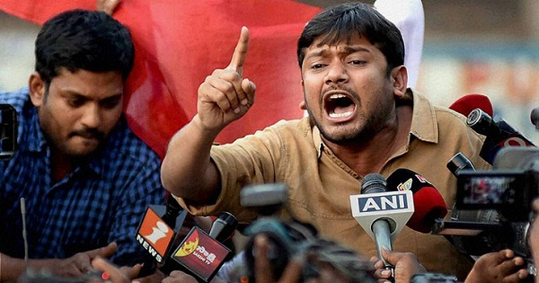 Delhi government gives permission to prosecute Kanhaiya Kumar in sedition case