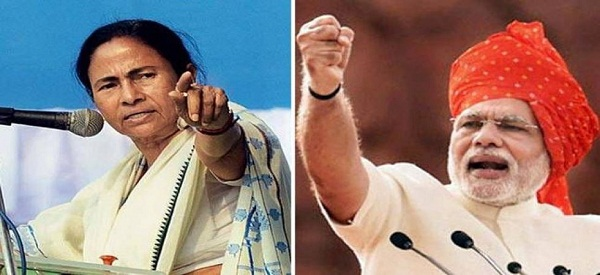 Bengal will offer Modi rosogollas made of clay and fillings of gravel: Mamata
