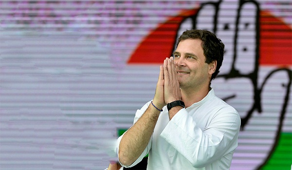Rahul's citizenship row, 'Fake narrative' to divert attention: Congress