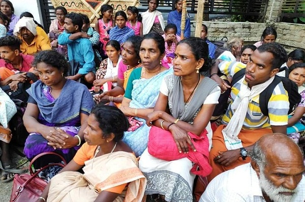 Thovarimala land protest: Evicted from Wayanad forestland, protesters take stir to Collectorate; 'Release leaders'