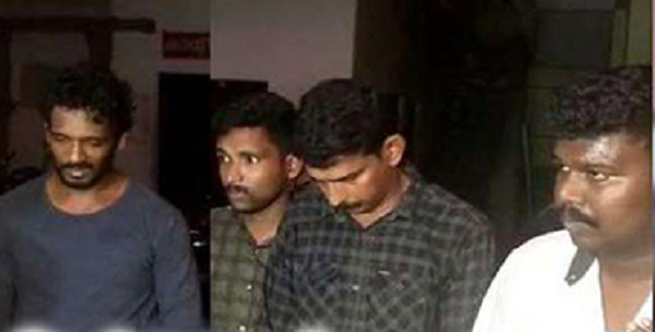 Kayamkulam Wife swapping case: Four accused remanded