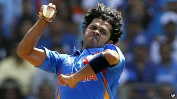 Sreesanth's Life Ban Reduced to Seven Years, Eligible to Play in September 2020