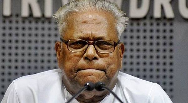 Party will continue its fight till the Muthoot management agrees to implement the Minimum Wages Act: VS Achuthanandan