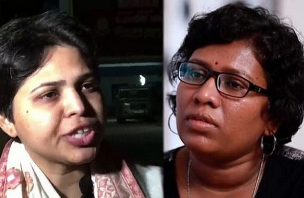 Sabarimala: Woman activists arrive; Bindu Ammini attacked with pepper spray; Kerala govt alleges conspiracy