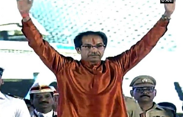 Uddhav takes charge as Maharashtra CM, six other ministers sworn in