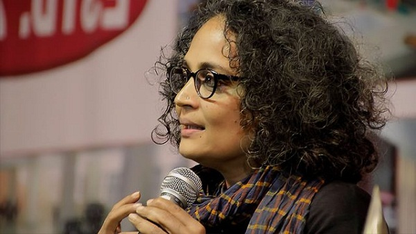 NPR: Give wrong information when they visit homes syas Arundhati Roy
