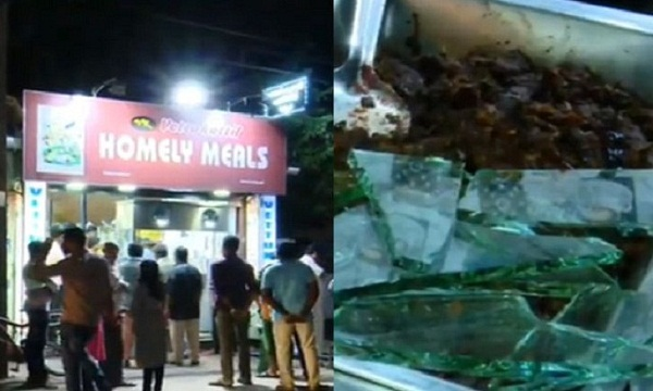 Savala Onion riots: Attack on hotel staff for not serving onion: Police start hunt for DYFI leaders