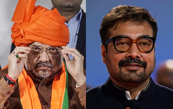 'History will spit on this animal', director Anurag Kashyap lashes out at Amit Shah