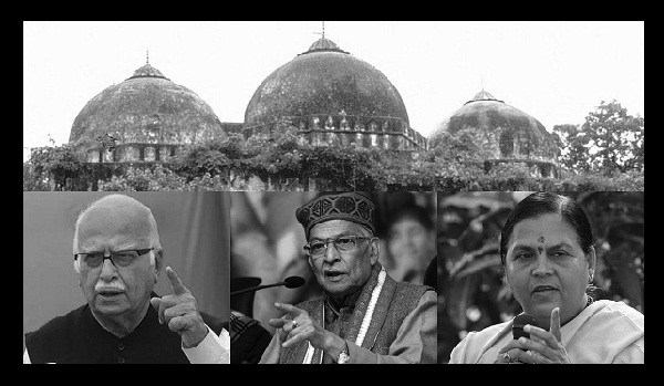 Babri Masjid demolition case: Incident not pre-planned, says court, all 32 accused including Advani, Joshi acquitted