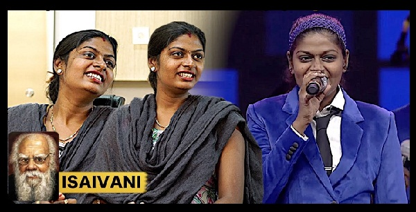 Dalit singer Isaivani of The Casteless Collective on BBC's '100 Women 2020 list'