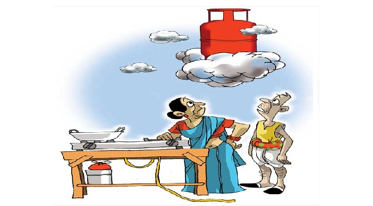 With Centre stopping subsidy on cooking gas Kerala lost Rs 1050.46 crore