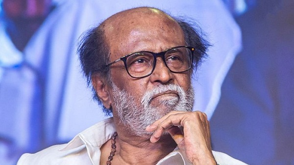Rajanikanth backs out from floating political party