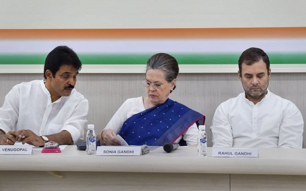 New chief for Congress in June, style of functioning criticised