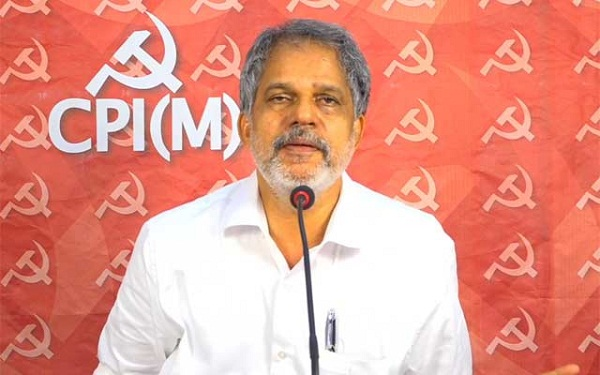 Secularists unable to remain in Congress, pace of collapse in Congress increasing, says A Vijayaraghavan