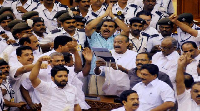Assembly brawl case cannot be withdrawn, all including ministers should face trial, says HC
