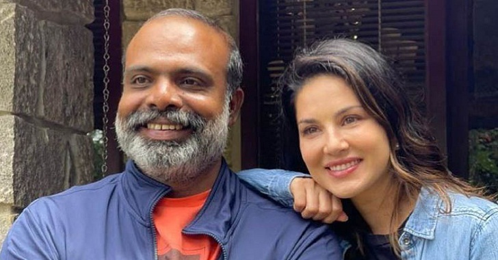 Chemban Vinod posts picture of him with Sunny Leone