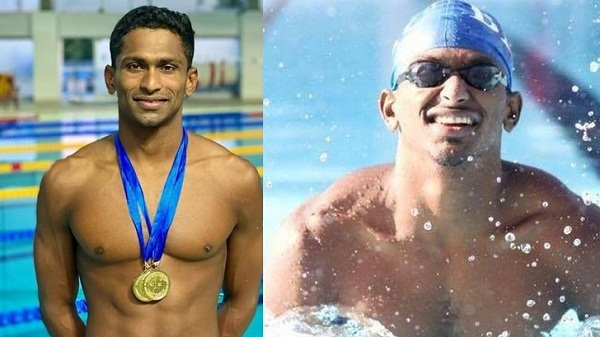 Sajan Prakash becomes first Indian swimmer to qualify for Tokyo Olympics.