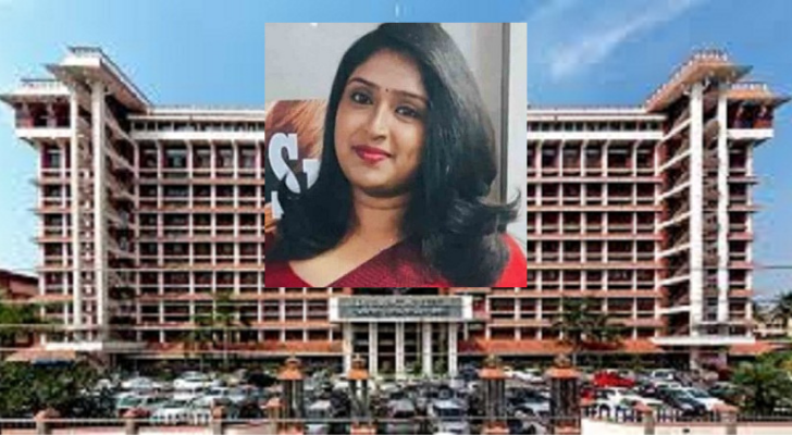 Fake lawyer Sessy Xavier moves HC for anticipatory bail