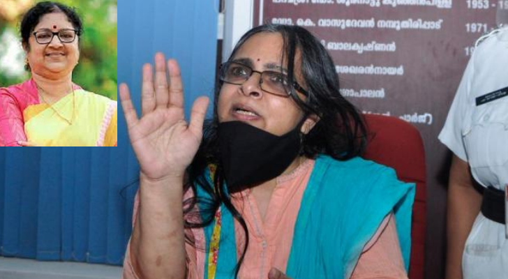 Poornima is a multilingual scholar, can speak four languages, more qualified person, says Minister