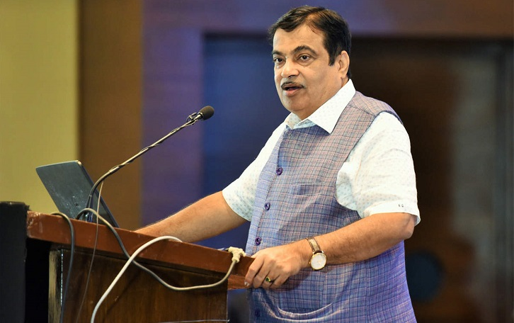 Nitin Gadkari gets Rs 4 lakh royalty per month from YouTube for lecture videos