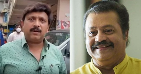 It is officer's fault to have asked for the salute, shelve ego, Ganesh Kumar MLA comes in support of Suresh Gopi