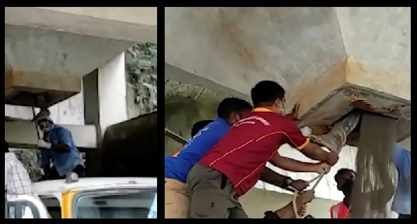 Dead body of youth found in M Sand tank in Malappuram