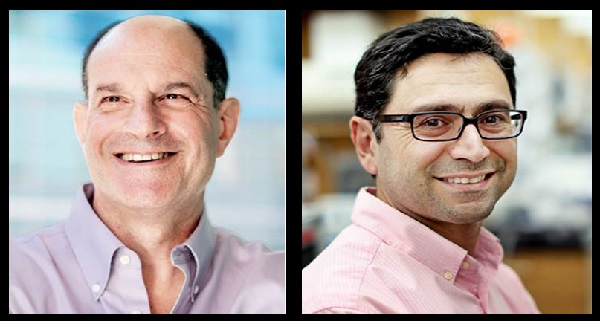 Two Americans win Medicine Nobel for work on heat and touch