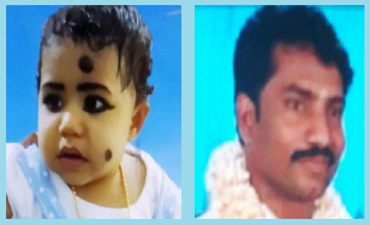 Death of one-and-a half-year-old in Kannur; baby was murdered, says mother, murder case against father