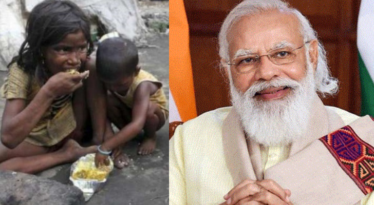 Level of hunger in India alarming, India behind Pakistan in global hunger index
