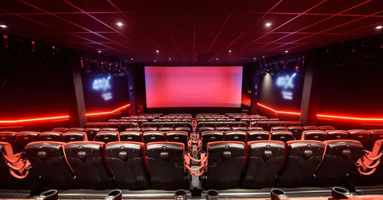 Movie theatres in state to open on October 25